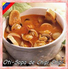 Oti- El menú diario Venezolano.....y algo más de los países hermanos: * SOPA DE CHIPI-CHIPI (Venezuela)
