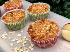 Got a cake craving? Look no further than these Quick and Easy Healthy Apple And Honey Muffins. Delicious and nutritious, they make the perfect snack.