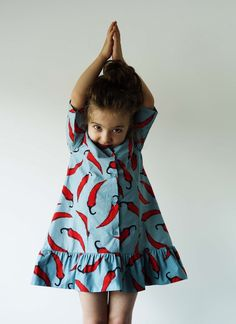 Portugal based children's line, Wolf and Rita. Arriving soon at mylillelimon.con