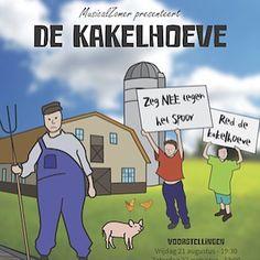 MusicalZomer presenteert De Kakelhoeve  Op vrijdagavond 21 augustus en zaterdagmiddag 22 augustus zijn de voorstellingen van MusicalZomer te zien in het Evertshuis in Bodegraven. De familiemusical gaat over Tim en Sanne. Zij mogen in de vakantie meehelpen op Kinderboerderij De Kakelhoeve. Op een dag krijgt boer Harm een vervelend bericht: De Kakelhoeve moet wijken voor een nieuwe spoorlijn. Maar dat laten Tim en Sanne niet zomaar gebeuren!  De musical is ingestudeerd tijdens het…