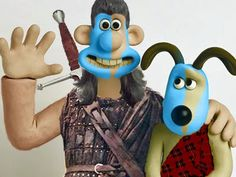 William Wallace and Gromit