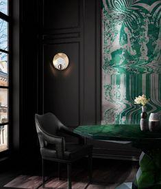 Schon Exklusive Möbel Innenraum, Wohn Design, Modernes Design, Moderne Sessel,  Moderne Innenarchitektur,