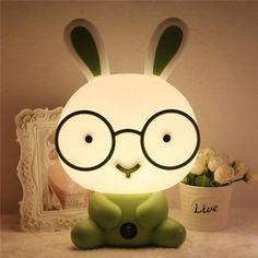 Cartoon Lovely Rabbit Table Lamp TL150 – Cheerhuzz