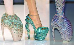 Los zapatos de diseñadores más extraños del mundo