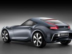 Nissan ESFLOW concept-car électrique #zeroemission #electriccar