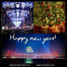 Yeni yılı İstanbul'da karşılamak isteyenler için eğlence, konaklama ve aradığınız her şey burada! wink ifade simgesi  Bilgi için;  http://www.turkeytour.net/new-years-eve-party/new-years-eve-party-in-istanbul-on-the-bosphorus-by-boat-cruise.html  #turkeytour #yeniyıl #yılbaşı #kutlama #tur #tatil #eğlence #istanbul