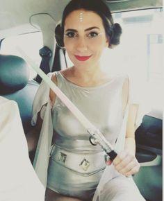 Fantasia de Princesa Leia para se inspirar e fazer você mesmo no carnaval