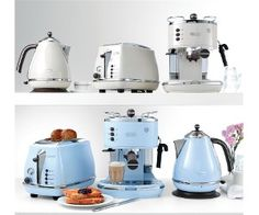 DeLonghi Icona Vintage Coffee Machines