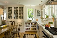 How To Determine What your Kitchen Style Is - Traditional Farmhouse Kitchen by Smith & Vansant Architects PC