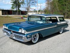 1958 Mercury Station Wagon