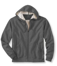 Athletic Sweats, Traditional Fit Hooded Full-Zip: Fleece and Sweatshirts | Free Shipping at L.L.Bean