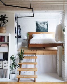 15 Tiny Bedrooms To Inspire You Bedroom Nook Studio Small