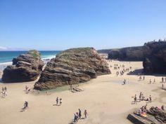 Playas de Lugo (Spain)