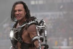 Mickey Rourke gives us a candid take on his participation in films such as 'Iron Man and 'Sin City as well as an overview of what it is to fall and rise again in Hollywood. Anthony Hopkins, Helen Mirren, Alfred Hitchcock, Scarlett Johansson, Ms Doubtfire, Marvel Trailers, Sin City 2, Iron Man 2 2010, Got Stark