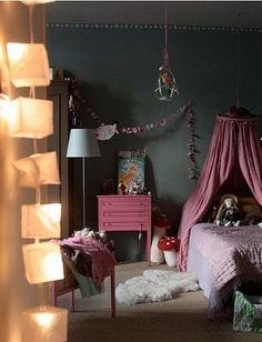 Про детские комнаты