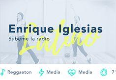 Sábeme la radio Enrique Iglesias Reggaeton Baile Fitness