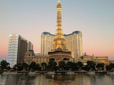 #LOVE My Facebook page: https://www.facebook.com/MrOgdenGeorge/  #GeorgeOgden #MyPhotography Eiffel Tower in Las Vegas CLICK THIS PIN to visit the BEST SITE for photography.