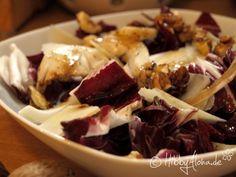 [Food Friday] Radicchio-Fenchel-Salat mit Parmesan