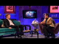 Benedict Cumberbatch - Alan Carr - 24 January 2011 -- I adore Benedict Cumberbatch. A very funny interview.