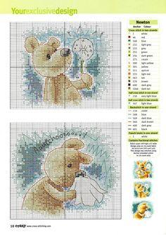Gallery.ru / Фото #10 - Cross Stitch Crazy 090 октябрь 2006 - tymannost