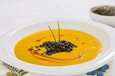 Výborná pikantní polévka, která zahřeje na těle i na duši :)