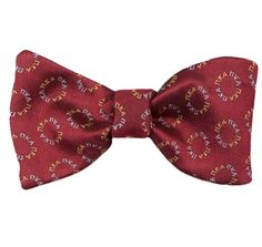 100% Silk Fraternity Bow Ties