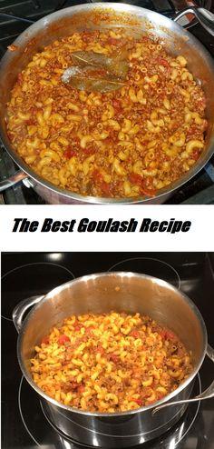 #The #Best #Goulash #Recipe