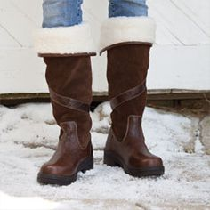 Solstice Winter Boot.  Love these!