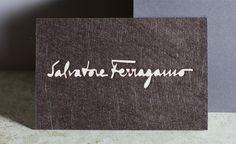 Die-cut, duplexed fibreglass-effect paper left the silhouette of the house's logo to shine through in cream. Show details were printed in luxe gold foil. Men's Fashion Brands, Trendy Fashion, Fashion Fashion, Fashion Invitation, Invitation Cards, Invitations, Handwritten Logo, Print Design, Logo Design