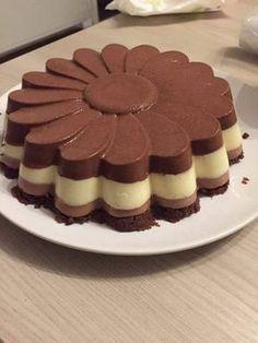 Sweet Recipes, Cake Recipes, Dessert Recipes, Torta Zebra, Italian Desserts, Food Cakes, Something Sweet, Cake Cookies, Yummy Cakes