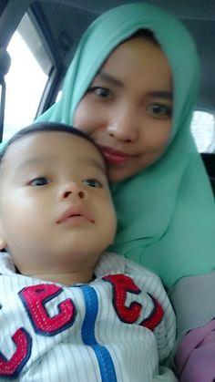Bunda with Fazli