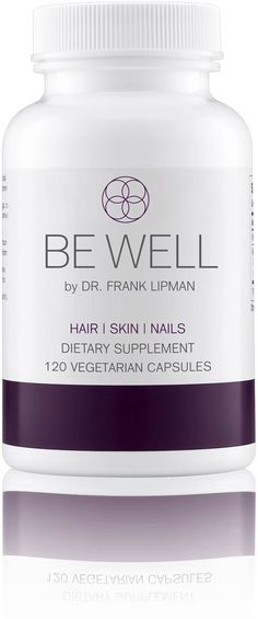 Hair Skin & Nails Formula - Be Well by Dr. Frank Lipman