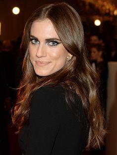 Red-Carpet Beauty: The Best Hair and Makeup Looks From the 2013 Met Gala - Allison Williams http://primped.ninemsn.com.au/galleries/hair-galleries/red-carpet-beauty-the-best-hair-and-makeup-looks-from-the-2013-met-gala?image=46