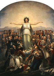 Greek Independence, Greek History, Greece, Gallery, Painting, Revolution, Art Ideas, Warriors, Art