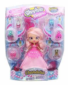 2dd6232f522d Shop a great selection of Shopkins Shoppies Season 7 - Special Edition  Chandelia