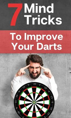 Whether you are a veteran player or new to the sport, you have to have the proper mindset. There are several mental traits that I have listed here that will improve your dart game once mastered. #darts Play Darts, Darts Game, Best Darts, Professional Darts, Sports Today, Leave Early, Terry Pratchett, Just A Game, Mind Tricks