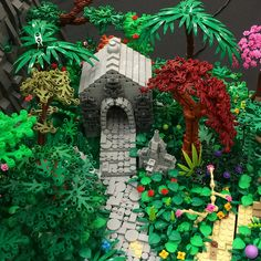 Tree & vegetation inspiration