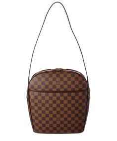 55135d98f225 LOUIS VUITTON Louis Vuitton Damier Ebene Ipanema Gm .  louisvuitton  bags  shoulder  bags  lining  canvas