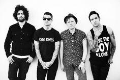Fall Out Boy sings about Uma Thurman