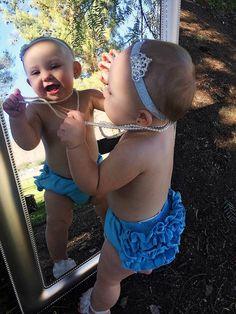 Baby Headband Princess Tiara Headband Baby Tiara by BySophiaBaby