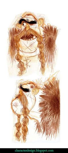 How To Train Your Dragon (2010) - Character Design - Nico Marlet ★ Find more at http://www.pinterest.com/competing/