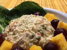 Prepara esta ensalada de pollo con toques mexicanos