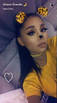 Wallpaper Ariana Grande, Jessy Nelson, Snapchat, Images Esthétiques, Ariana Grande Pictures, Ariana Grande 2016, Cat Valentine, Dangerous Woman, Favorite Person