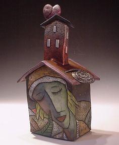 David Stabley - one of my favorite ceramics artist!