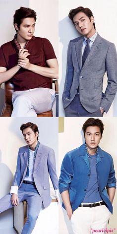 Lee Min Ho - Lotte Duty Free 2014