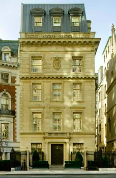 Historic townhouse on the Upper East Side