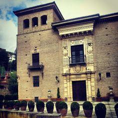 Palacio de los Córdova (Archivo Municipal De Granada) en Granada, Andalucía