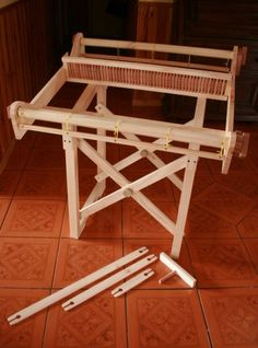 . Paracord, Drafting Desk, Loom, Facebook, Furniture, Home Decor, Sewing Room Organization, Weaving Looms, Decoration Home