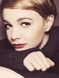 Carey Mulligan - Sally Sparrow and Daisy - She's beautiful and amazing!