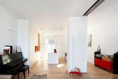 #Architecture in #Belgium - #LivingRooms by Ici Architectes. ph Maxime Delvaux